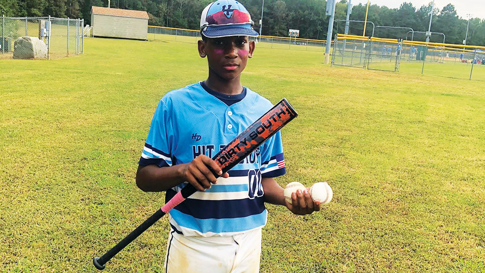 Aiden Harris - Hit Doctor 12U