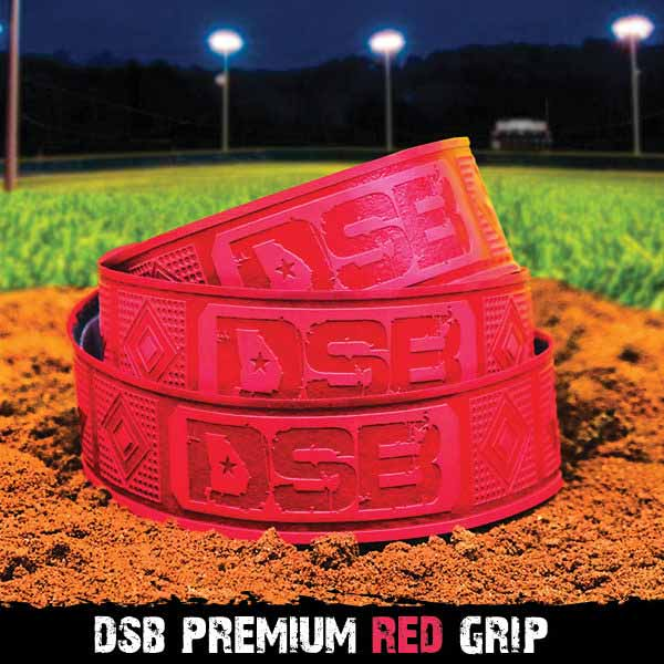 dsb red grip front