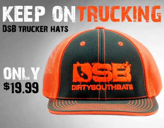 dsb trucker baseball hat